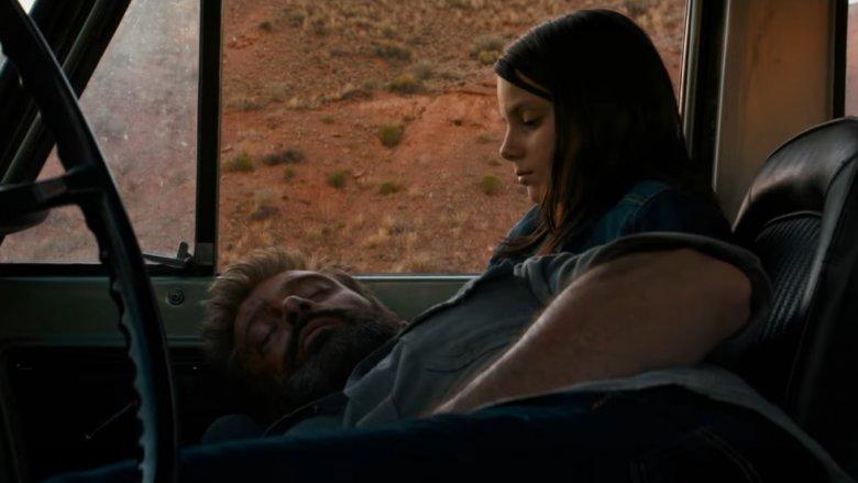 Laura and Logan