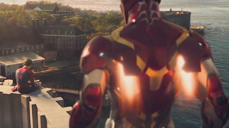 Spider-Man: Homecoming Iron Man