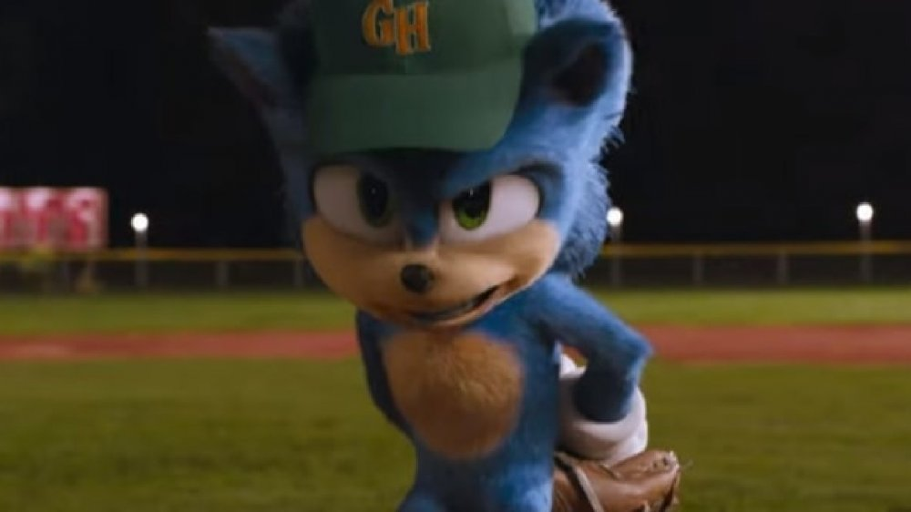 New 'Sonic The Hedgehog' Trailer Shows Off Redesigned Sonic
