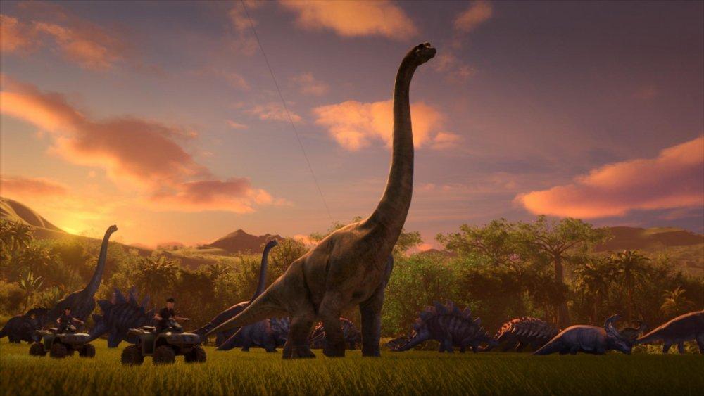 Camp Cretaceous CG Netflix Series Gets Trailer, Release Date