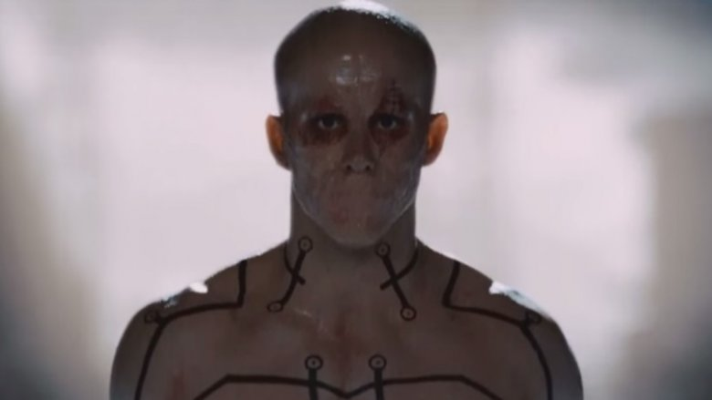 Deadpool in X-Men Origins
