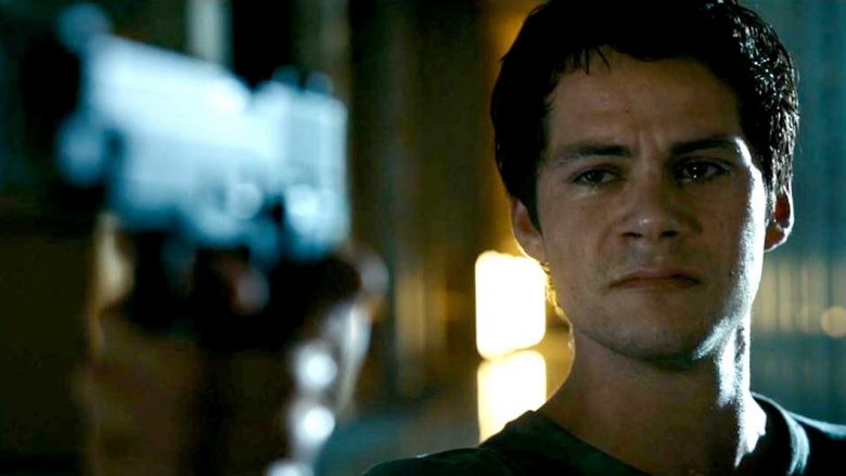 Dylan O\\\\\\\'Brien in Maze Runner: The Death Cure