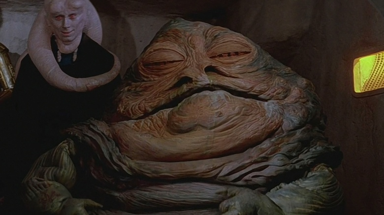 Obscure Star Wars backstories you don't know Jabba The Hutt And Leia
