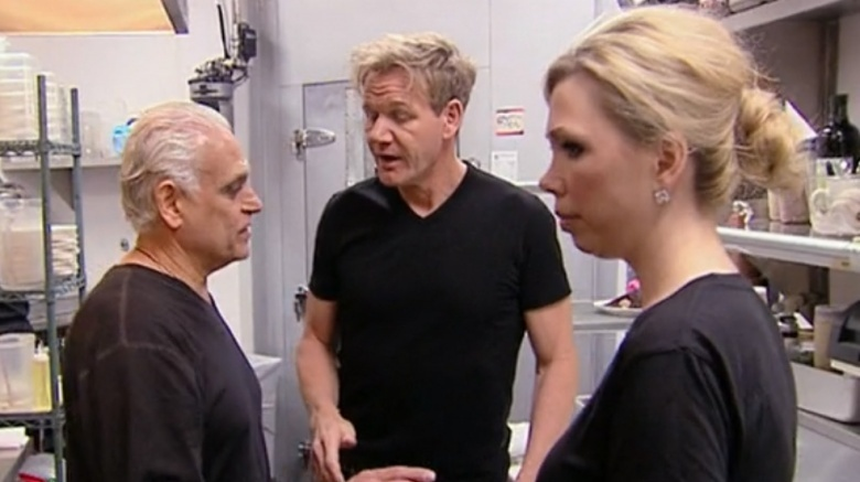 Reality tv truths you always thought were fake for Kitchen nightmares fake