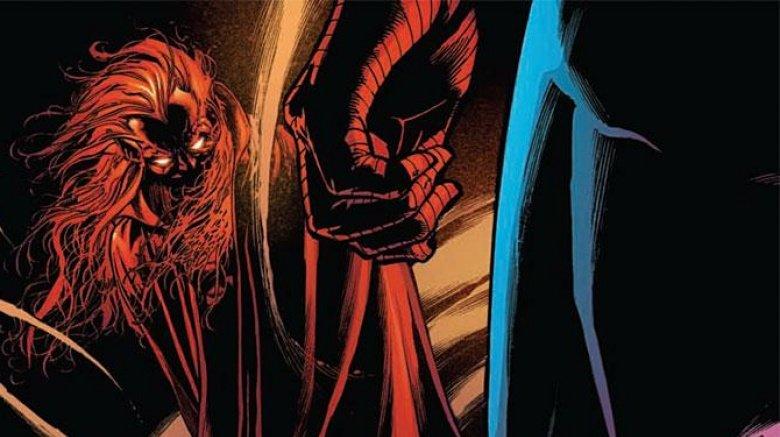 Mephisto and Spider-Man