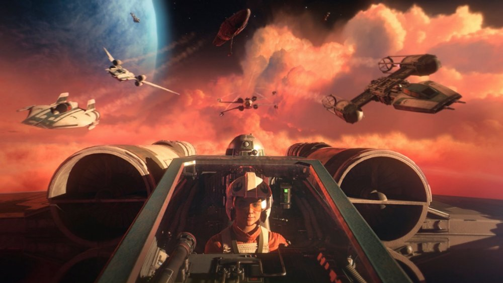 'Star Wars: Squadrons' Video Game Debuts First Trailer