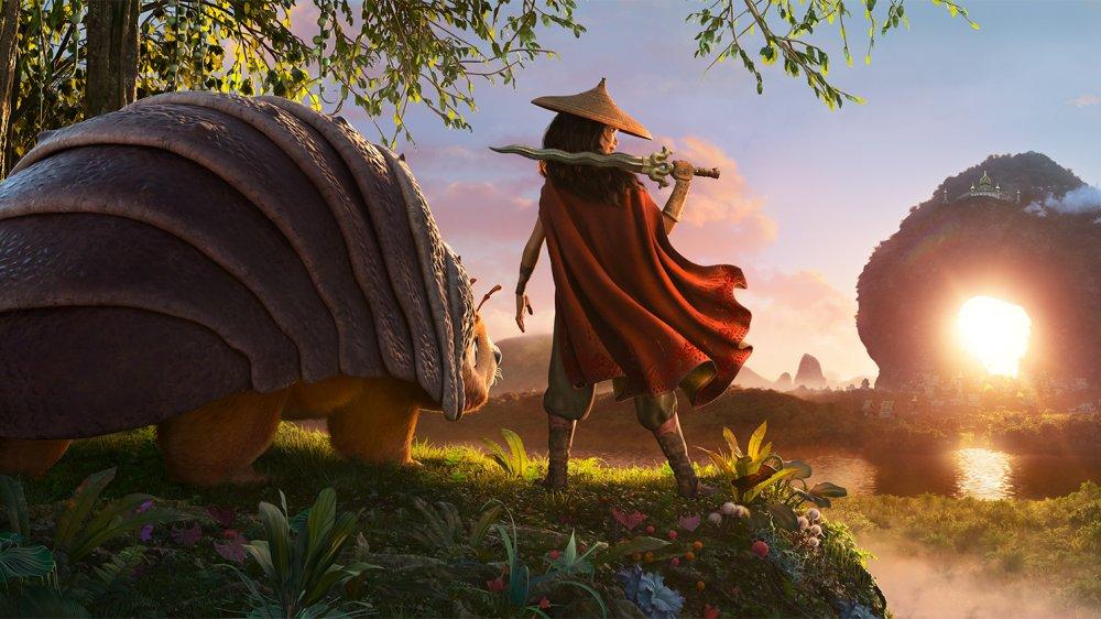 Raya And The Last Dragon (Teaser Trailer 1)