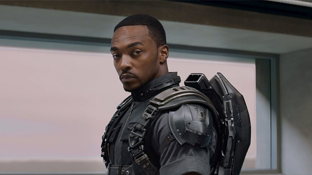 'Falcon and Winter Soldier' Release Delayed As Production Shutdown Continues