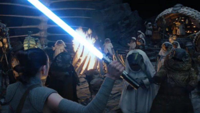 Rey Last Jedi