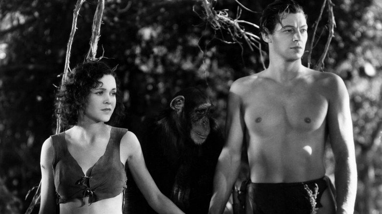 Maureen O'Sullivan - Tarzan and His Mate