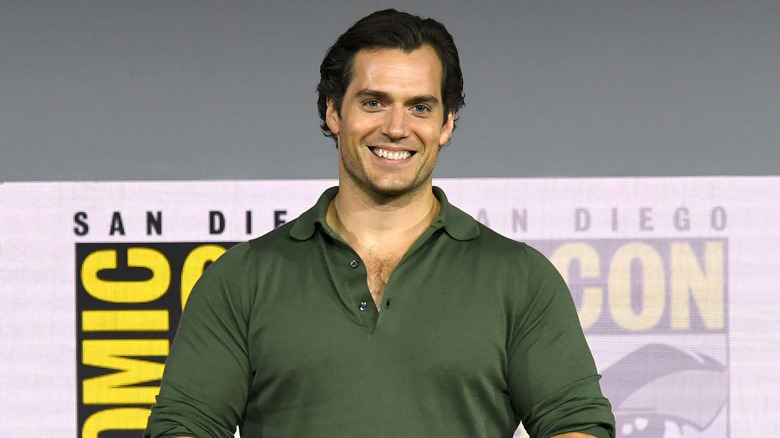 Henry Cavill was called 'chubby' by 'Casino Royale' director
