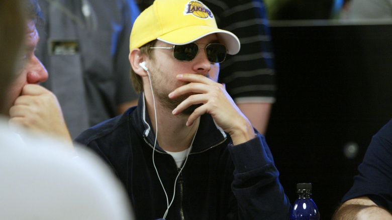 The shady side of Tobey Maguire Tobey Maguire Gambling