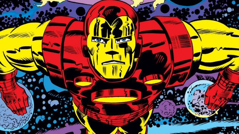 Iron Man #80, Marvel Comics 1975