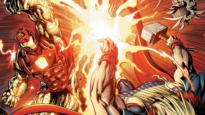 Iron Man #64, Marvel Comics 2003