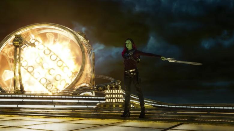 Guardians of the Galaxy: Gamora 02 |Gamora Guardians Of The Galaxy Trailer