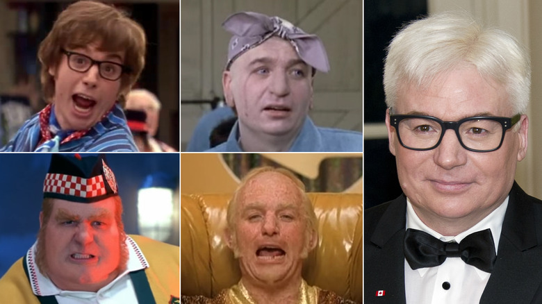 Mike Myers Goldmember