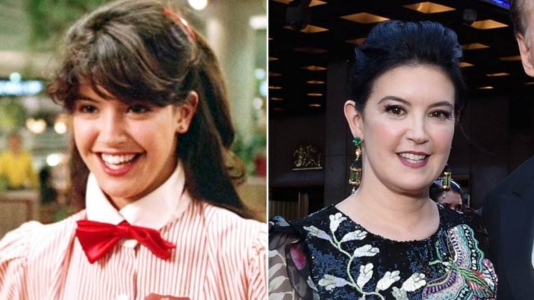 How the fast times at ridgemont high cast look now for What does phoebe cates look like now