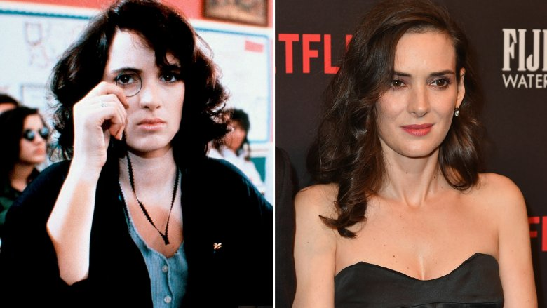 how to look like winona ryder