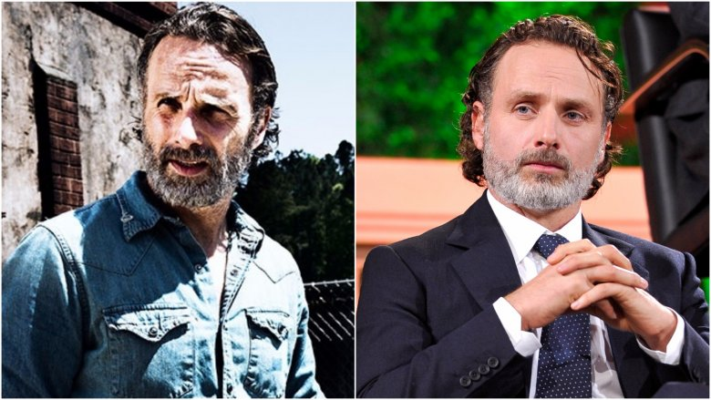 andrew lincoln actor