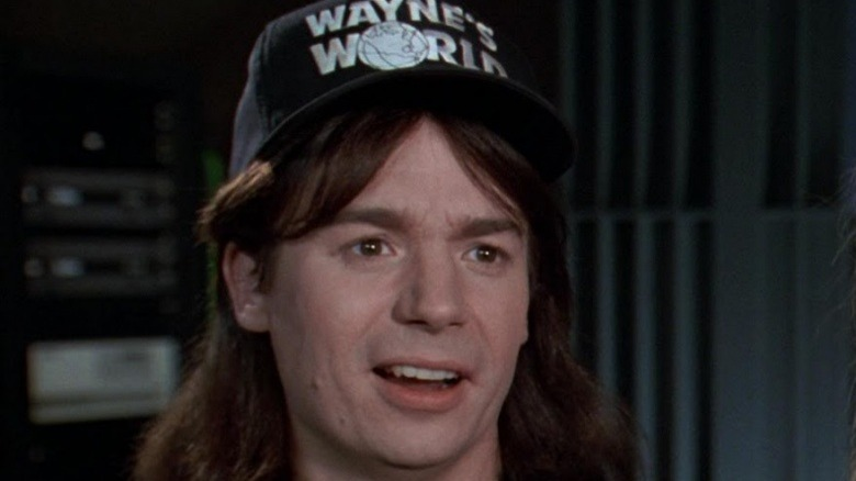 Mike Myers in Wayne\'s World
