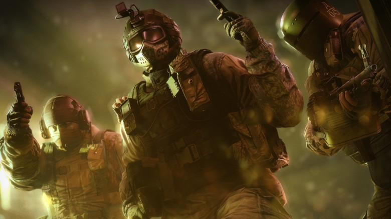 Rainbow Six Siege is free to play for the weekend