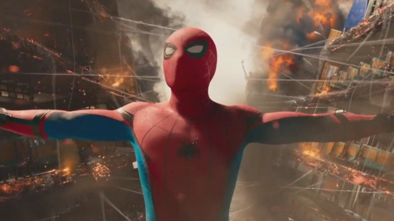 the most epic shots in marvel movies