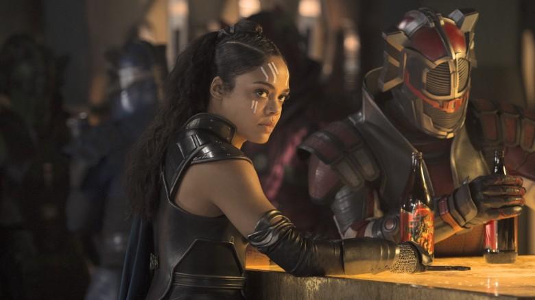 Why Valkyrie from Thor: Ragnarok looks so familiar