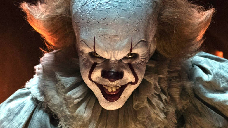 pennywise eats a baby in it deleted scene
