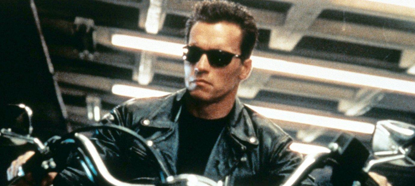 TERMINATOR 2: JUDGMENT DAY, Arnold Schwarzenegger, 1991.