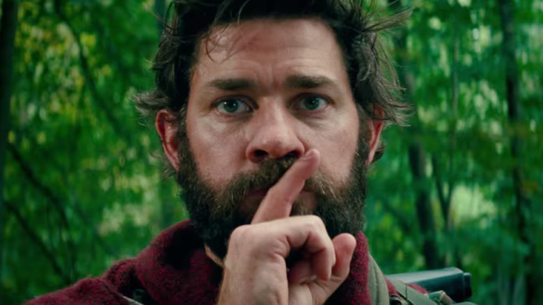 A Quiet Place: The scenes you didn't get to see