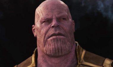 Josh Brolin as Thanos