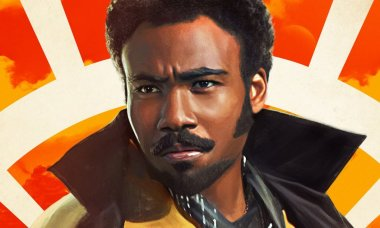 Solo A Star Wars Story Lando character poster
