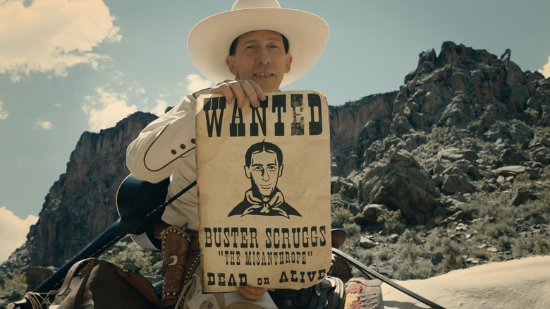 still from Buster Scruggs