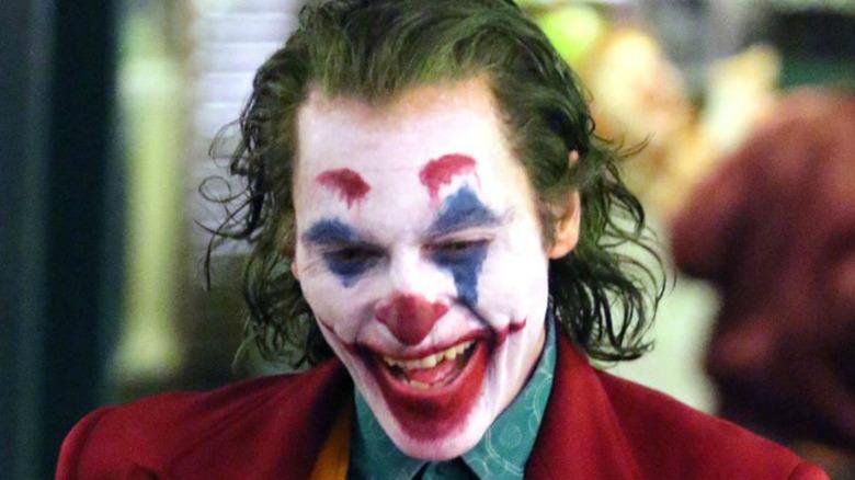 Joaquin Phoenix in The Joker