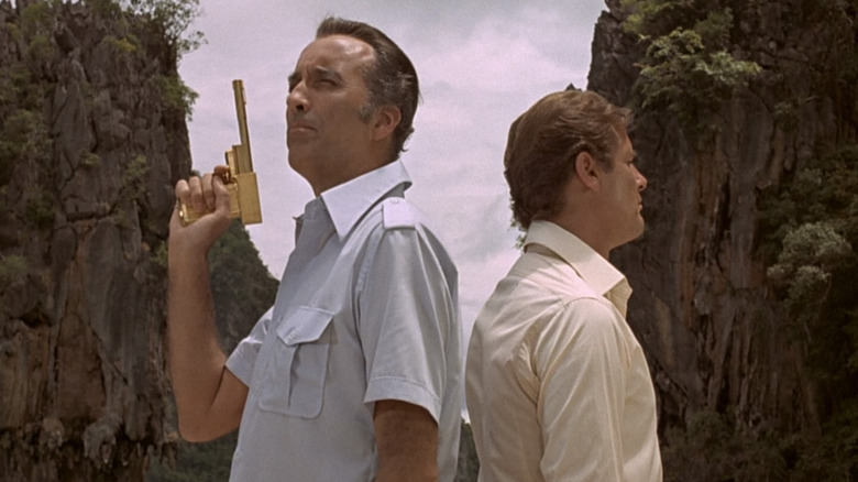 Scene from The Man With the Golden Gun