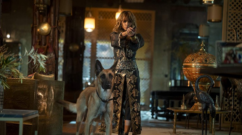 Halle Berry in John Wick Chapter 3 Parabellum