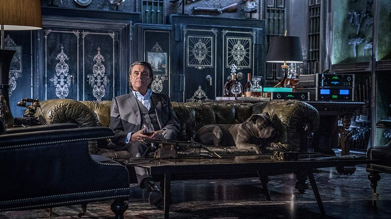 Ian McShane in John Wick Chapter 3 Parabellum