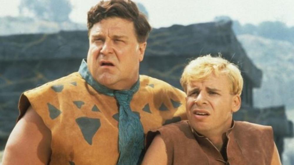Cast of the Flintstones