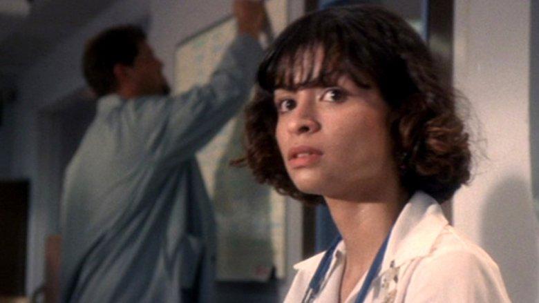 Vanessa Marquez as Wendy Goldman in ER