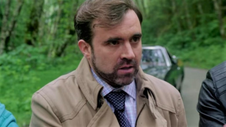 Gabe Khouth in Once Upon a Time