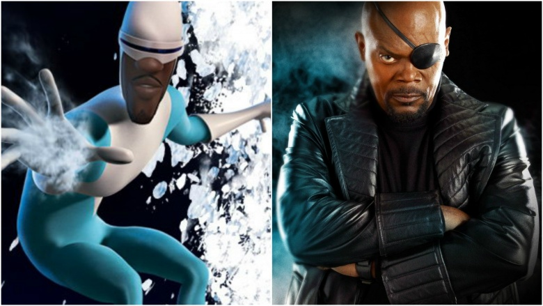 Actors you didn't know played more than one superhero