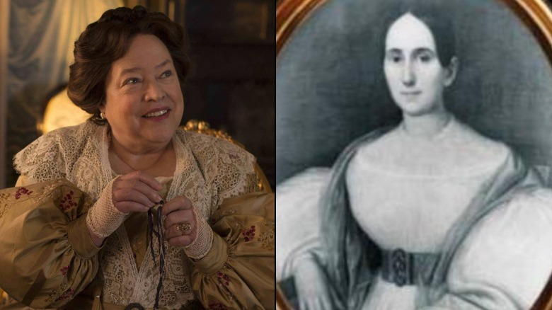 Madame Delphine on American Horror Story and the real Madame Delphine LaLaurie