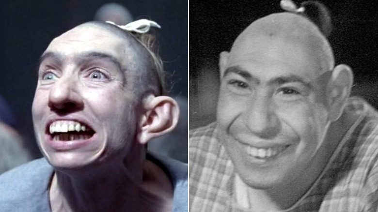Pepper on American Horror Story and Schlitze Surtees in Freaks