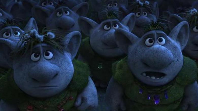 frozen trolls