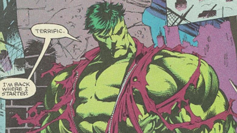 Avengers 4 Professor Hulk