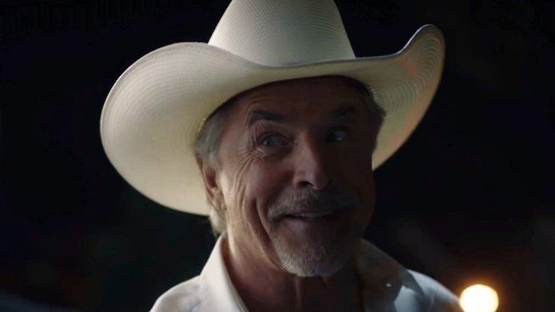 Don Johnson in the HBO Watchmen teaser trailer