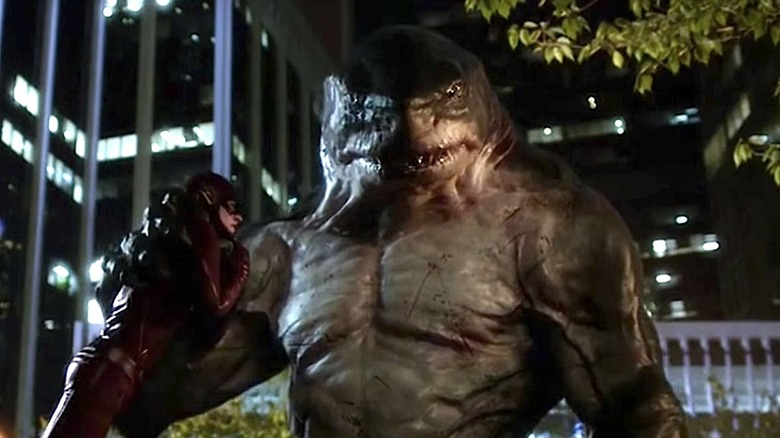 King Shark on CW's The Flash