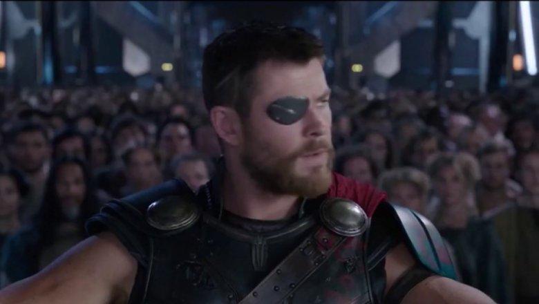 Thor as king