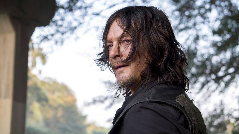 """""""Norman Reedus in The Walking Dead"""""""