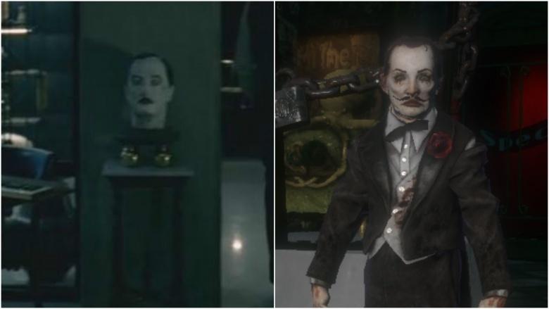 Westworld and BioShock
